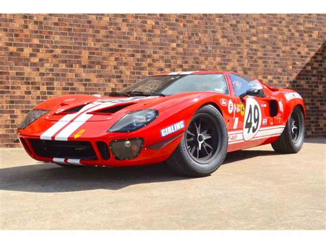 2016 Ford Gt40 For Sale