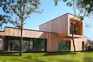 Maison En Bois Tout Compris : maison ossature bois tradition bois ~ Melissatoandfro.com Idées de Décoration