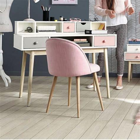 bureau chambre ado fille bureau enfant blush maisons du monde