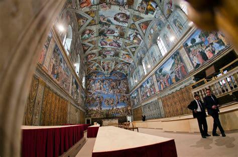 sistine chapel ctv news