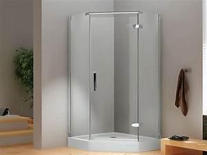 Dusche 100 X 100 : f nfeck duschkabine duschabtrennung echtglas dusche 6mm esg 80x80 90x90 100x100 ebay ~ Bigdaddyawards.com Haus und Dekorationen