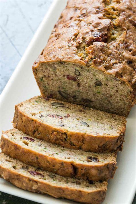 zucchini bread pictures zucchini bread recipe simplyrecipes com