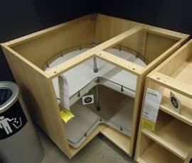 file kitchen cabinet corner design showing turntable inside jpg