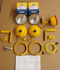 Cub Cadet Nos Headlight Tail Light Switch Wiring Harness