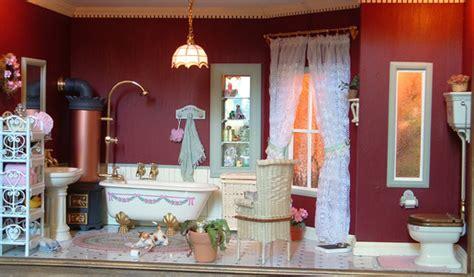 bathroom minibee miniatures  betsie treurnicht
