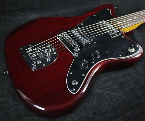 fender modern player jazzmaster hh electric guitar 2013 reverb