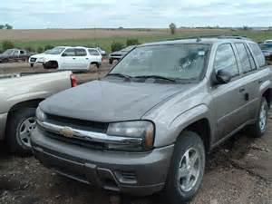 2006 Chevy Trailblazer Wheels