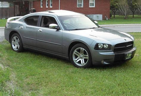 trequanns  dodge charger rt