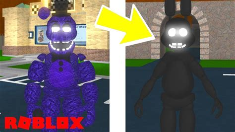 How To Unlock Shadow Freddy and Shadow Bonnie in Roblox