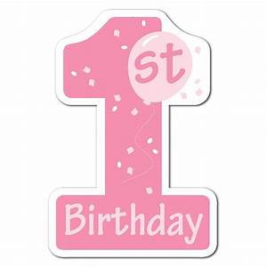 1st birthday clipart girl - BBCpersian7 collections