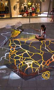 3d street painting for dummies or how to do 3d anamorphic ...