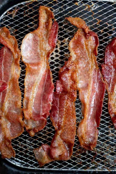 air fryer bacon tasty air fryer recipes