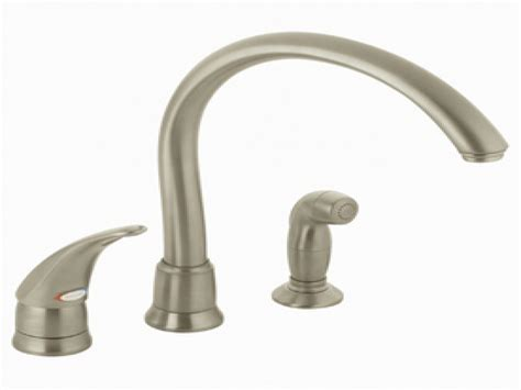 single handle pull out kitchen faucet moen faucet types moen kitchen faucet replacement parts