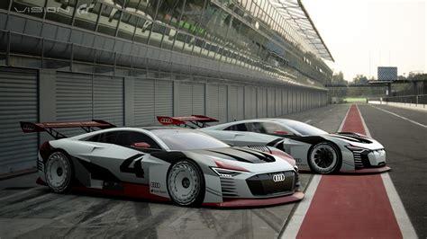 Audi Vision 2020 by Audi Y Gran Turismo Presentan El E Vision Gran Turismo