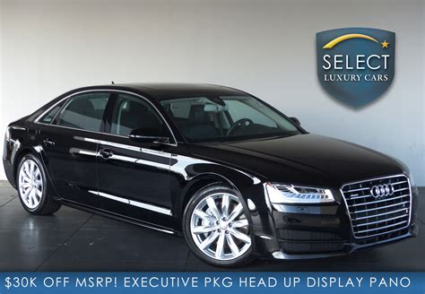 Audi A8 L Picture by 2017 Audi A8 L Pictures To Pin On Pinsdaddy