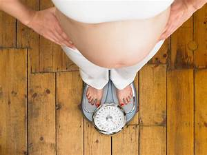 Expecting Moms Can Stop Stressing About Pregnancy Weight