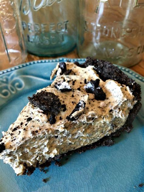 easy no bake oreo pudding pie