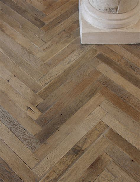 herringbone flooring wood antique french oak herringbone wood floor traditional hardwood flooring other metro by