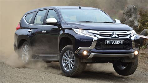 Mitsubishi Montero 2020 Model by Mitsubishi Pajero 2019 Model Exterior Techweirdo