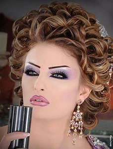 Maquillage De Mariage : maquillage kaftan robe de mariage dejallaba ~ Melissatoandfro.com Idées de Décoration
