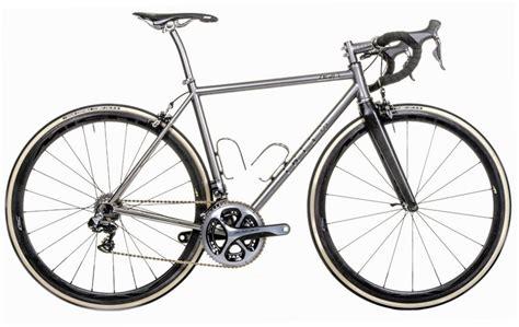 uk startup iris bicycles offers  titanium road bike