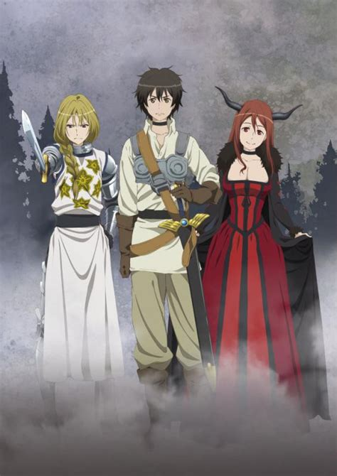 crunchyroll video latest maoyuu maou yuusha anime preview