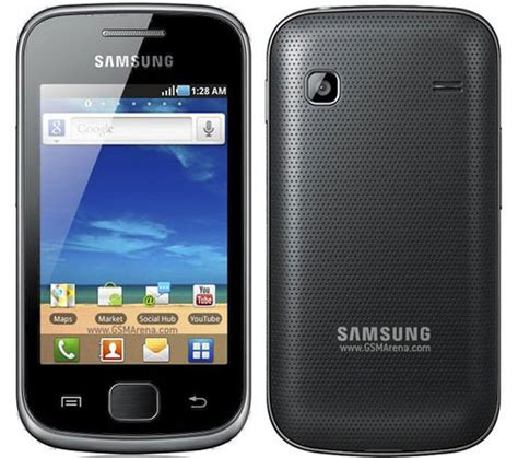 samsung galaxy gio  pictures official