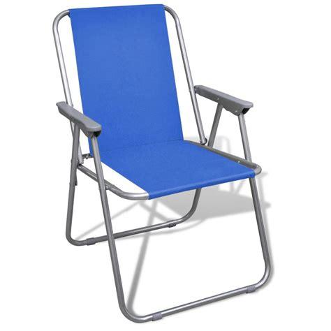 but chaise pliante vidaxl co uk folding chair set 2 pcs cing outdoor