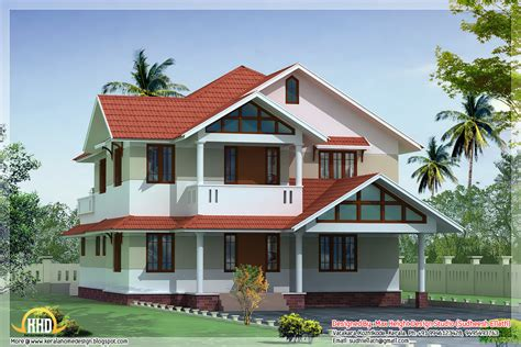 house models and plans july 2012 kerala home design and floor plans