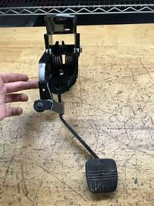 Manual Clutch Pedal Assembly