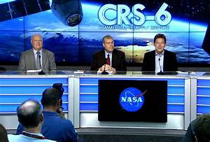 SpaceX-6 Post Launch News Conference | NASA