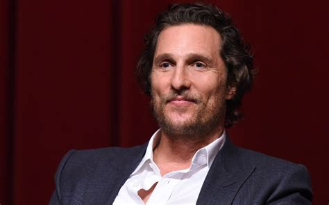 5 Things You Didn't Know About Matthew Mcconaughey