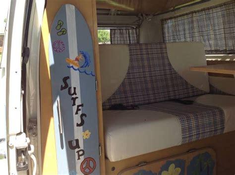 volkswagen early bay camper vw bus wagon