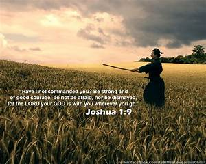 Courage Quotes From The Bible. QuotesGram