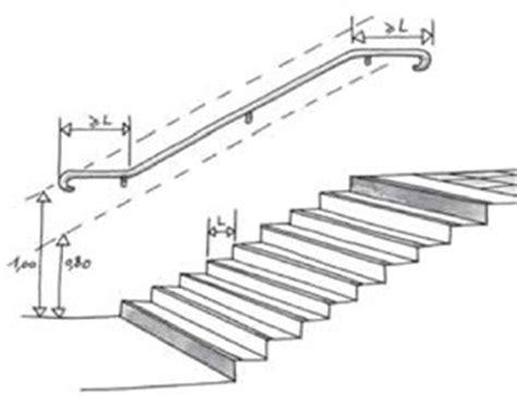hauteur courante escalier interieur escaliers neufs n oubliez pas les r 232 gles d accessibilit 233