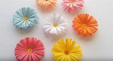 lavoretti da fare  casa  unidea  dei fiori  carta