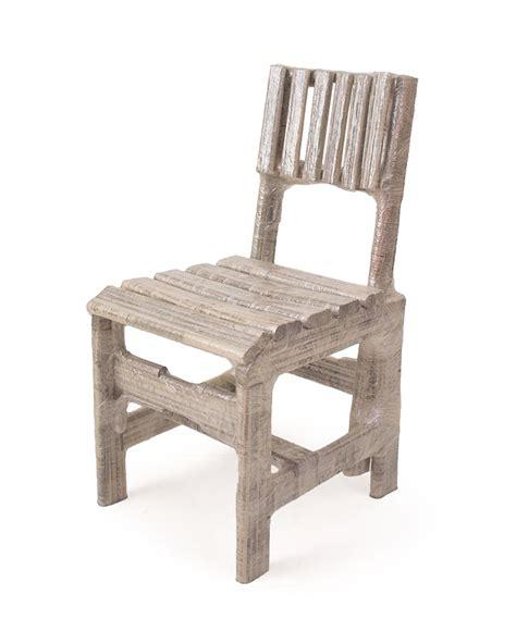 nieuws design stoel stoel van kranten