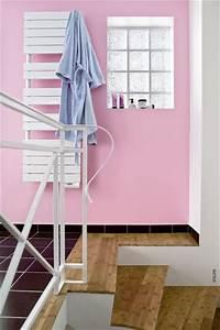 Quelle Peinture Pour Salle De Bain : peinture salle de bains laquelle choisir c t maison ~ Dailycaller-alerts.com Idées de Décoration