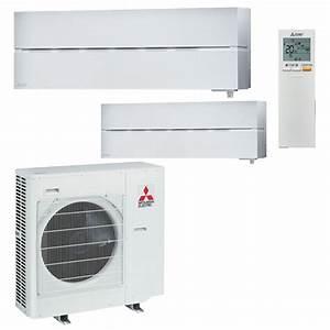 Climatiseur Bi Split : climatiseur mitsubishi bi split r f rence mxz ~ Dallasstarsshop.com Idées de Décoration