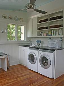 Shelves, Over, Washer, And, Dryer, Ideas, Pictures, Remodel, And, Decor