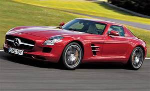 2011 Mercedes Benz SLS AMG Review Car And Driver