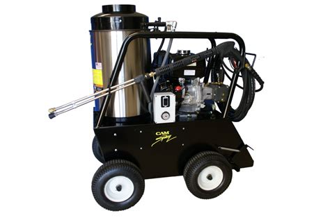 portable diesel heated hot water pressure washers cam