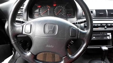 2001 Honda Prelude Black Sport Car For Sale Portland Or
