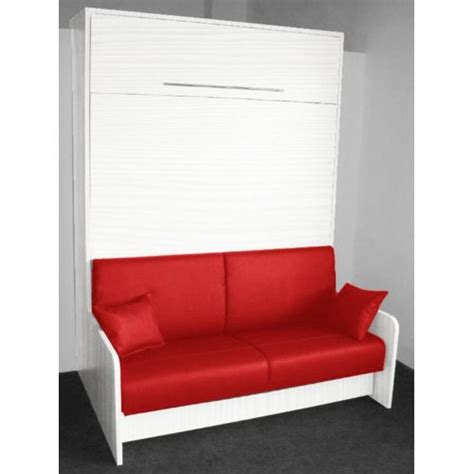 leader bed armoire lit escamotable space sofa ch 234 ne