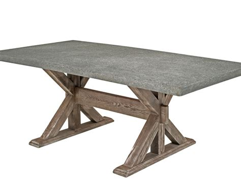 cement top dining table luxurious and splendid concrete top outdoor dining table