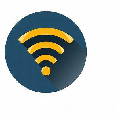 Wifi Icon Circle Transparent Vector Svg Vexels