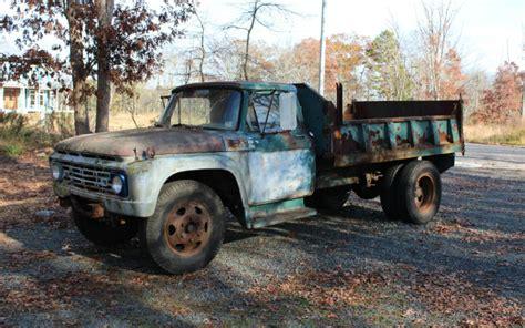 scrappy    dump truck build ford truckscom