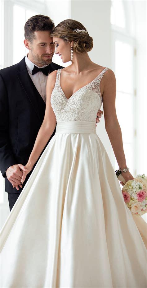 wedding dresses  stella york spring  bridal