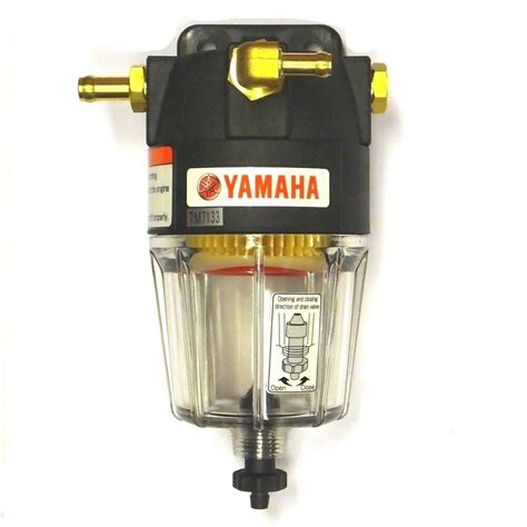 Yamaha Fuel Water Separator Filter by Yamaha Water Separating Fuel Filter Up To 300hp Marine
