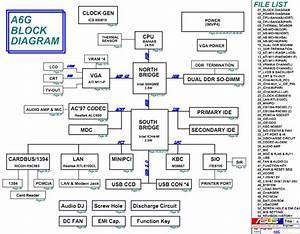 Asus A6g Schematic  U2013 Laptop Schematic
